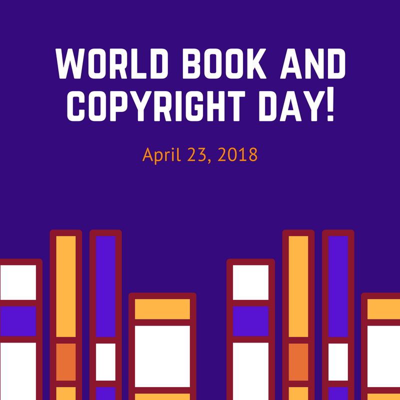 world book andcopyright day 2
