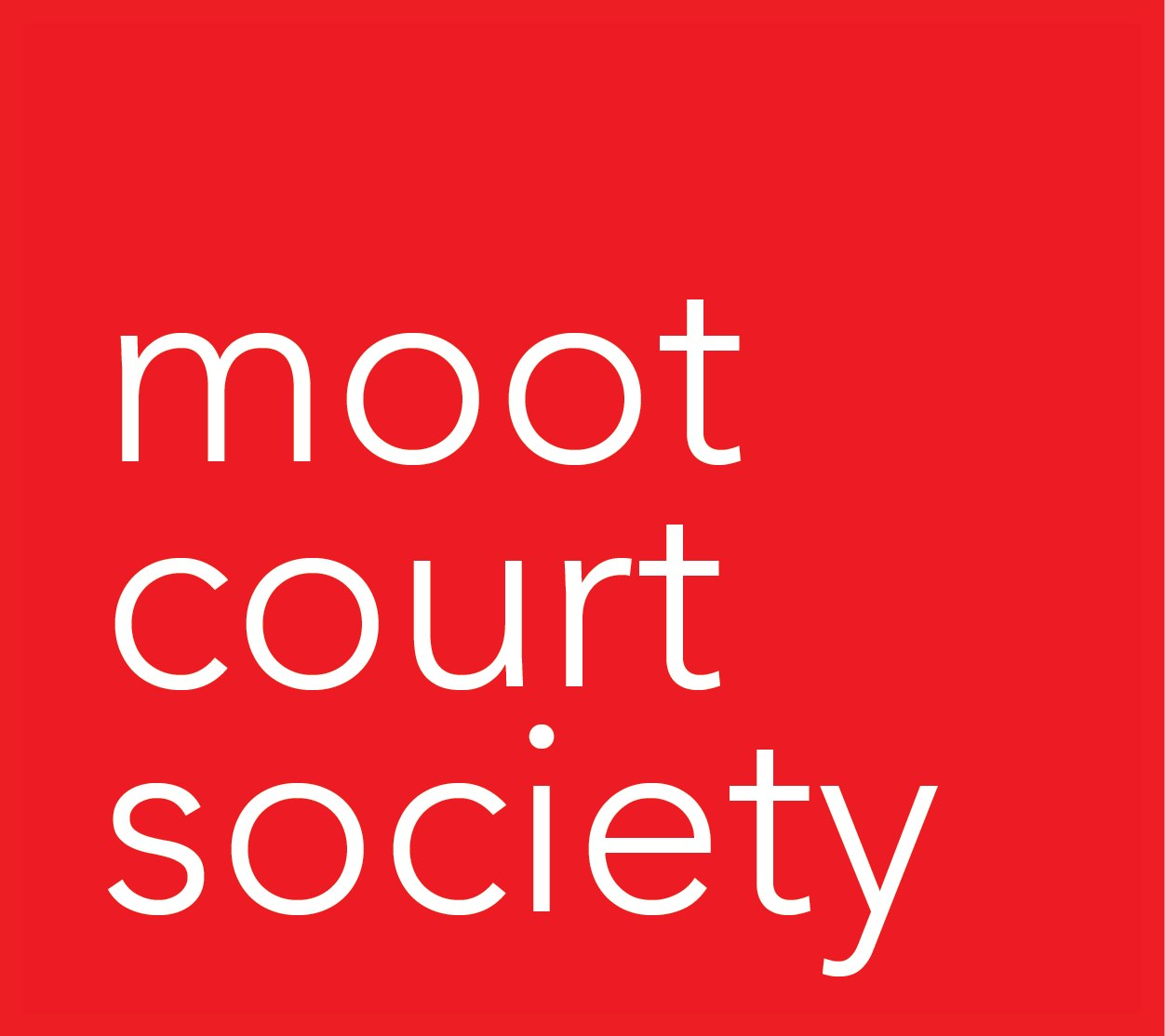 Logo Moot Court Society