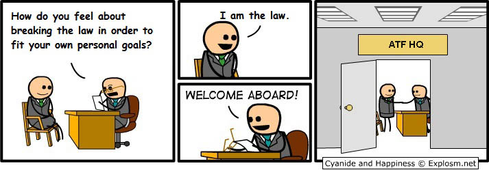 CARTOON.ATF Job Interview Cyanide And Happiness